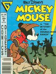 Mickey Mouse Comics Digest