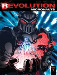 Micronauts: Revolution