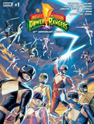 Mighty Morphin Power Rangers 25th Anniversary Special