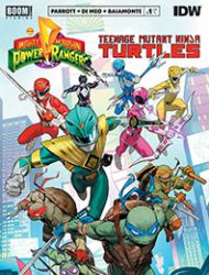Mighty Morphin Power Rangers: Teenage Mutant Ninja Turtles