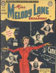 Miss Melody Lane of Broadway
