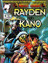 Mortal Kombat: Rayden & Kano