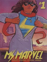 Ms. Marvel (2016)