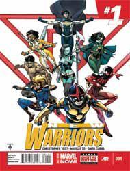 New Warriors (2014)