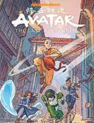 Nickelodeon Avatar: The Last Airbender - Imbalance