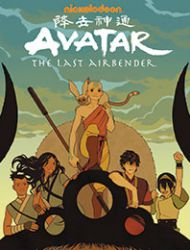 Nickelodeon Avatar: The Last Airbender - Team Avatar Tales