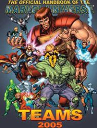 Official Handbook of the Marvel Universe: Teams 2005