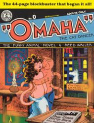 Omaha the Cat Dancer (1986)