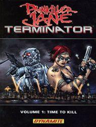 Painkiller Jane Vs. Terminator