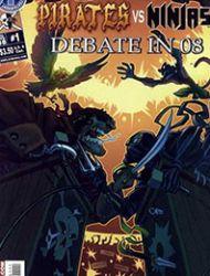 Pirates vs Ninjas: Debate in '08