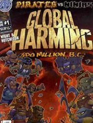 Pirates vs. Ninjas: Global Harming