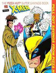 Pizza Hut Super Savings Book Featuring X-Men