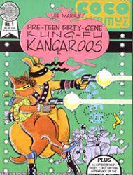 Pre-Teen Dirty-Gene Kung-Fu Kangaroos