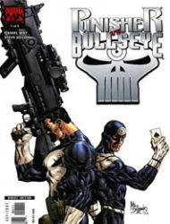 Punisher vs. Bullseye