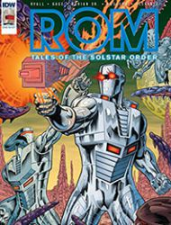 ROM: Tales of the Solstar Order One-Shot