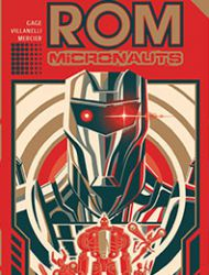 ROM & the Micronauts (2018)