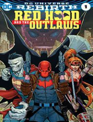 Red Hood and the Outlaws (2016)