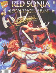 Red Sonja: Scavenger Hunt