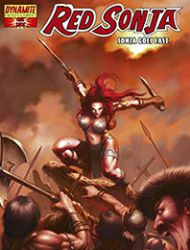 Red Sonja: Sonja Goes East