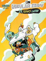 Regular Show: 25 Years Later