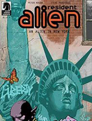 Resident Alien: An Alien in New York