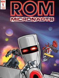 Rom & the Micronauts (2017)