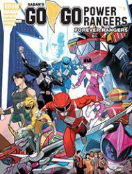 Saban's Go Go Power Rangers: Forever Rangers