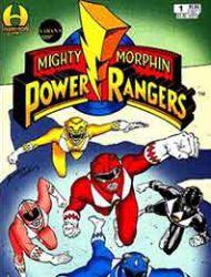 Saban's Mighty Morphin Power Rangers (1994)