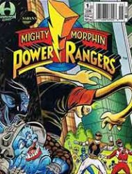 Saban's Mighty Morphin Power Rangers (1995)