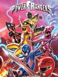 Saban's Power Rangers Artist Tribute
