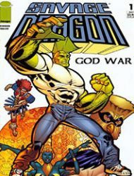 Savage Dragon: God War