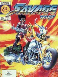 Savage Tales (1985)