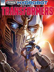 Schick Hydrobot & the Transformers: A New Friend