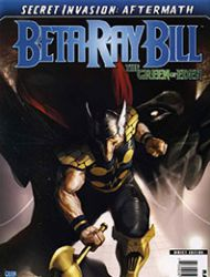 Secret Invasion Aftermath: Beta Ray Bill - The Green of Eden