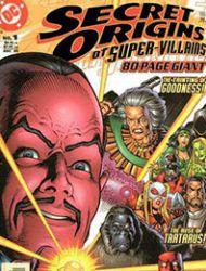 Secret Origins of Super-Villains 80-Page Giant