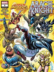 Secret Warps: Arachknight Annual