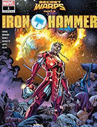 Secret Warps: Iron Hammer Annual