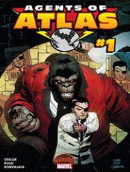 Secret Wars: Agents of Atlas