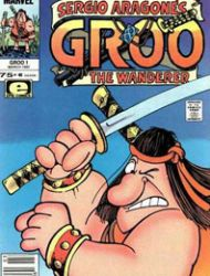 Sergio Aragonés Groo the Wanderer
