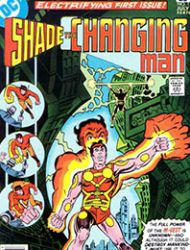 Shade, the Changing Man (1977)