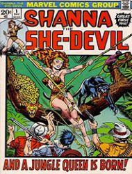 Shanna, the She-Devil (1972)