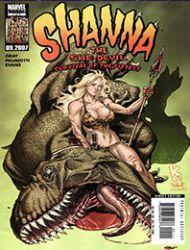 Shanna the She-Devil: Survival of the Fittest