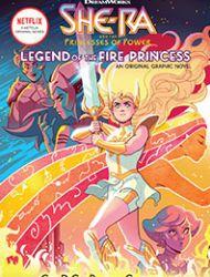 She-Ra and the Princesses of Power: Legend of the Fire Princess