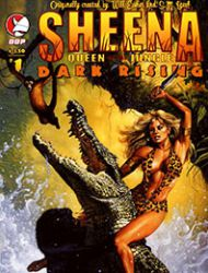 Sheena Queen of the Jungle: Dark Rising