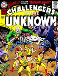 Silver Age: Challengers of the Unknown