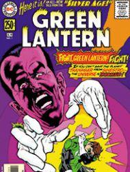 Silver Age: Green Lantern