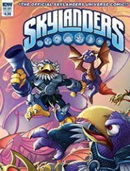 Skylanders Quarterly-Spyro & Friends: Full Blast