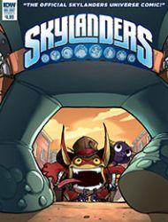 Skylanders Quarterly-Spyro & Friends: Goldslinger
