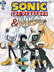 Sonic the Hedgehog: Tangle & Whisper