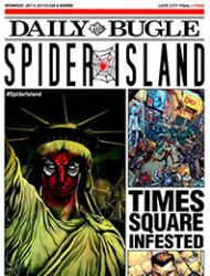 Spider Island Daily Bugle